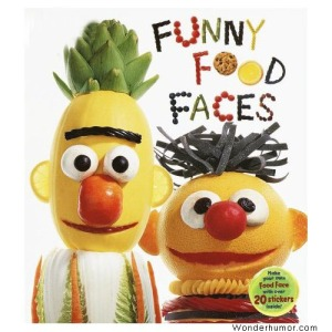 bert and ernie - eat this!